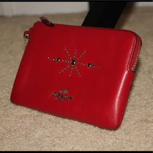 Gently Used Coach wristlet